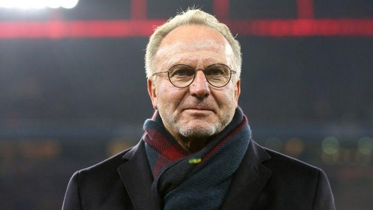 И Румениге се възмути от казуса с Манчестър Сити и УЕФА