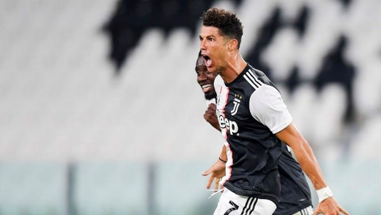 Пеле поздрави Роналдо и Ювентус за титлата в Серия А