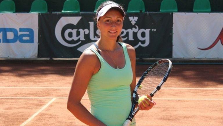 Българска тенисистка е временно със спрени права