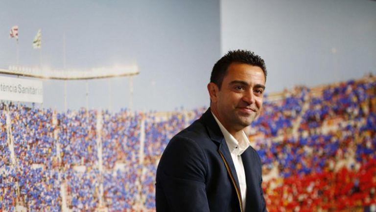 Чави: Основната ми цел е да водя Барселона