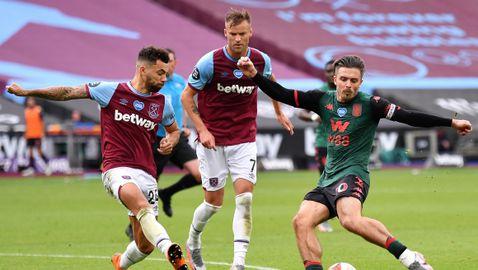 Упоритостта на Астън Вила рискува да откаже Юнайтед