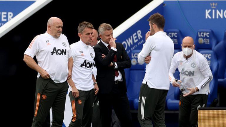 Препоръчаха на Юнайтед да вземе играч, който щял да бъде перфектният партньор на Магуайър