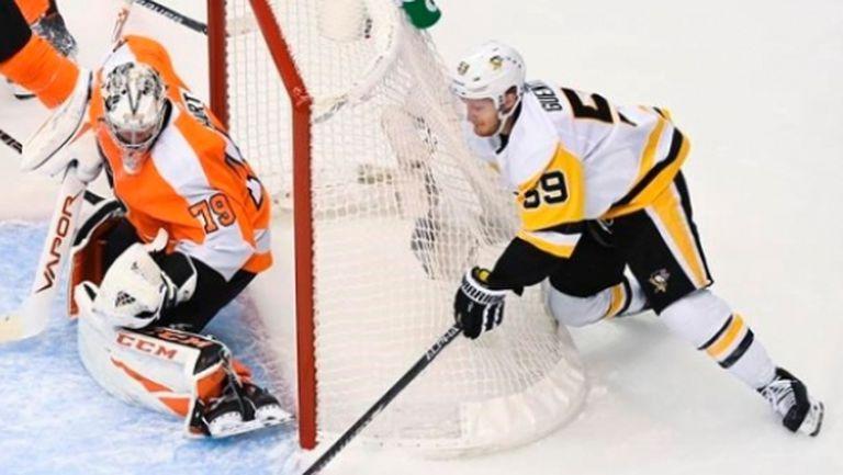Филаделфия победи Питсбърг в първия мач в НХЛ от март