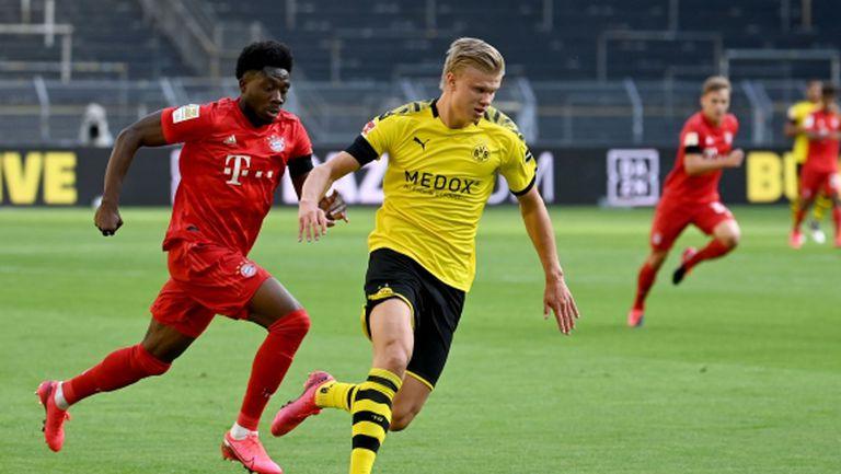 Дортмунд има сили да детронира Байерн, вярва Холанд