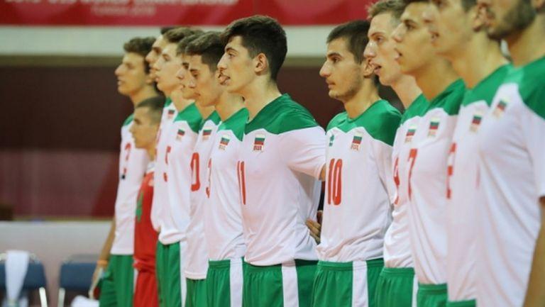 Волейболистите до 20 години започват лагер в София