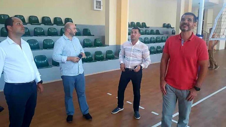 Обсъдиха възраждане на женския волейбол във Враца