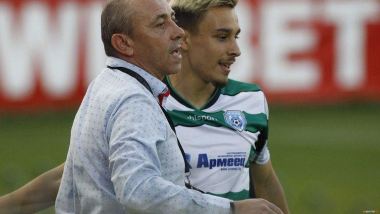Илиев: Търсим защитник, атакуващ футболист и вратар
