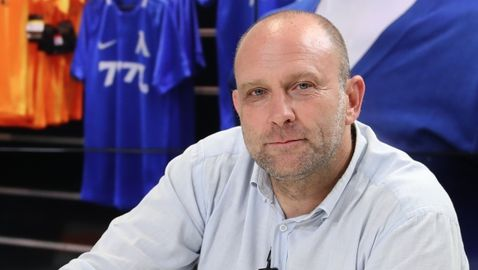 Спонсор поискал акциите на Тити Папазов в Левски?
