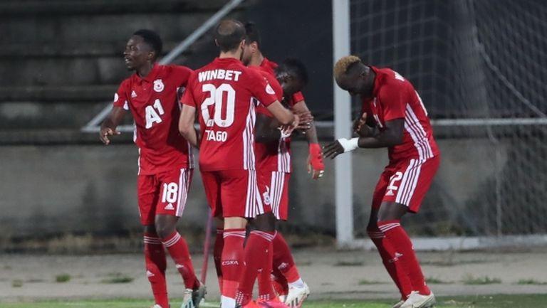 ЦСКА-София готви нов сериозен входящ трансфер