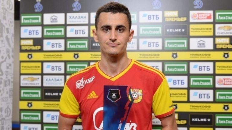 Георги Костадинов има нов треньор в Арсенал (Тула)