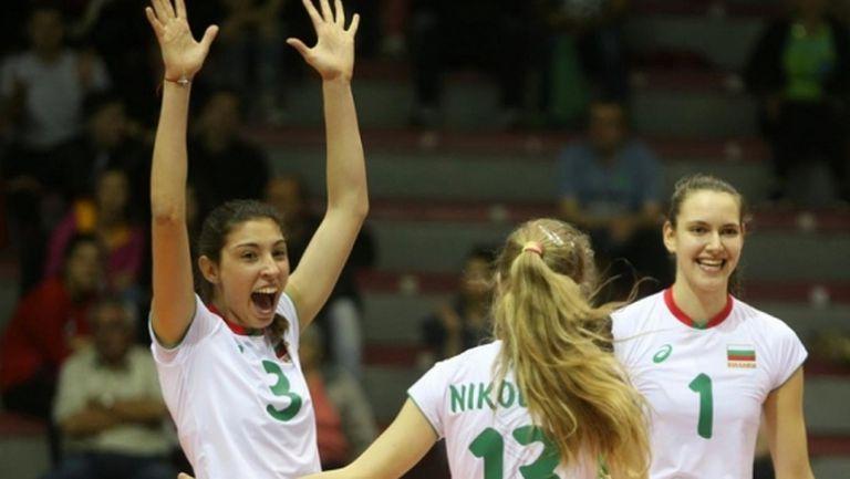 16 състезателки тренират в Пловдив за Евроволей U19