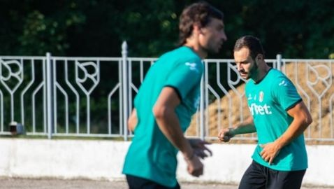 Райнов тренира с тим от Втора лига