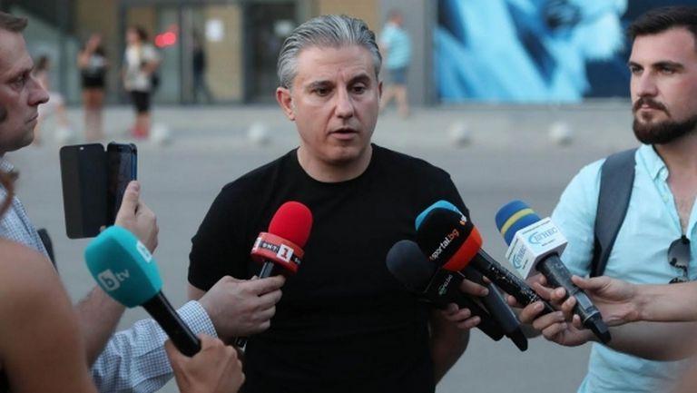 Павел Колев: Обявяване на несъстоятелност още не е на дневен ред, няма причина да не стартираме сезона (видео)