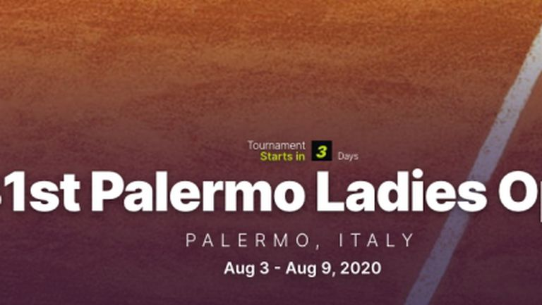 Положителен тест за коронавирус в Палермо броени дни преди рестарта в WTA