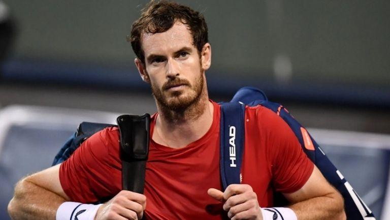 Мъри очаква част от водещите тенисисти да откажат участие на US Open