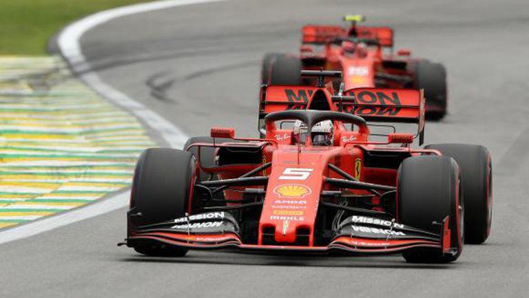 Леклер и Фетел отписаха Гран При на Великобритания