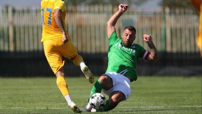Бодуров: Имам самочувствието и нивото за националния отбор