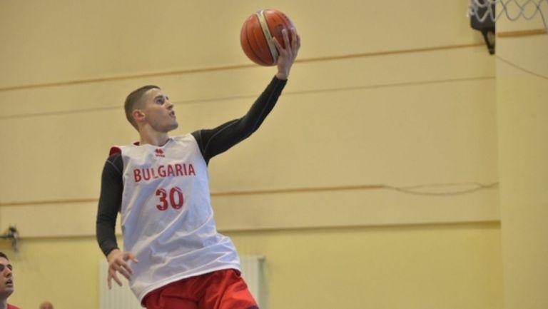 14 момчета ще се готвят в националния отбор за юноши U18 на лагер в Правец