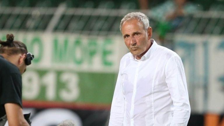 Никола Спасов: Нашият мач е в събота срещу Арда