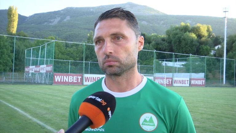 Димитър Крушовски: Мач с две лица, не трябва да допускаме повече такива елементарни грешки
