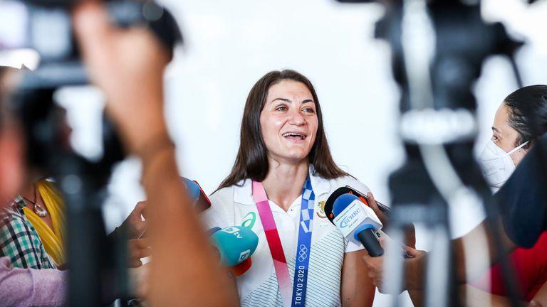 Евелина Николова: Това е един трамплин и в Париж ще опитам да взема олимпийското злато