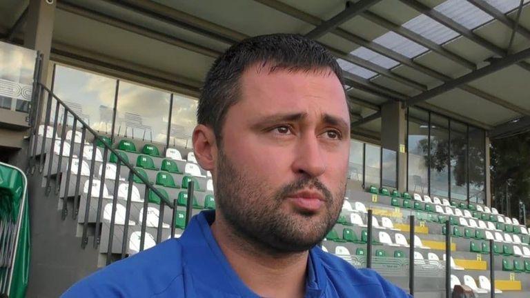 Ивайло Василев: Не изпадаме в еуфория от победата в Дупница