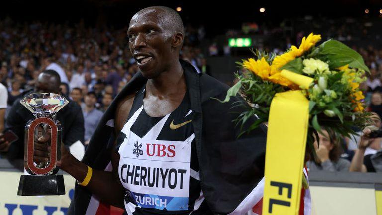 Черуйот триумфира на 1500 метра в Цюрих