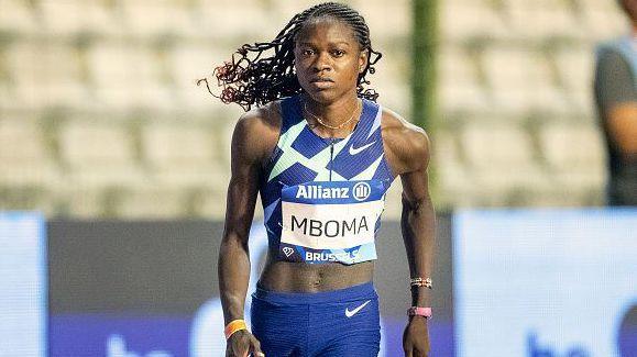 Мбома извоюва диаманта на 200 метра с нов световен рекорд за девойки