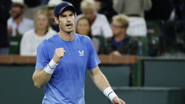 Анди Мъри се завърна с победа на турнира в Индиън Уелс