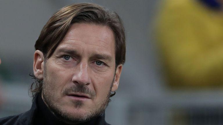 Тоти: Фантазирах си как играя в Милан, можех да отида единствено в Реал Мадрид
