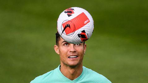 Кристиано Роналдо ще играе срещу Катар, защото имал нужда от мачове