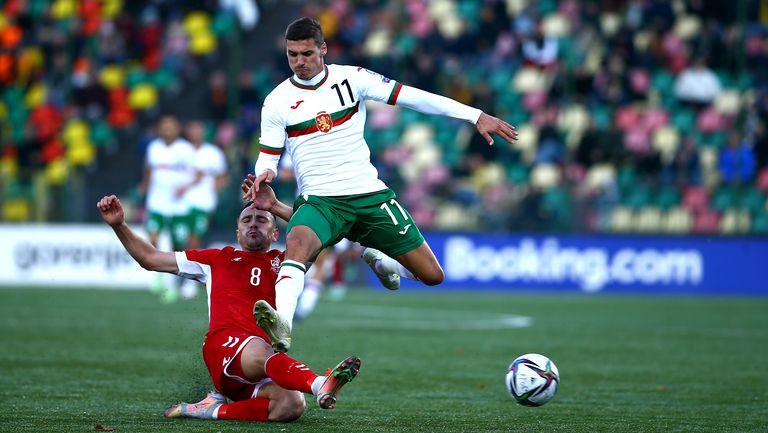 Литва - България - световна квалификация