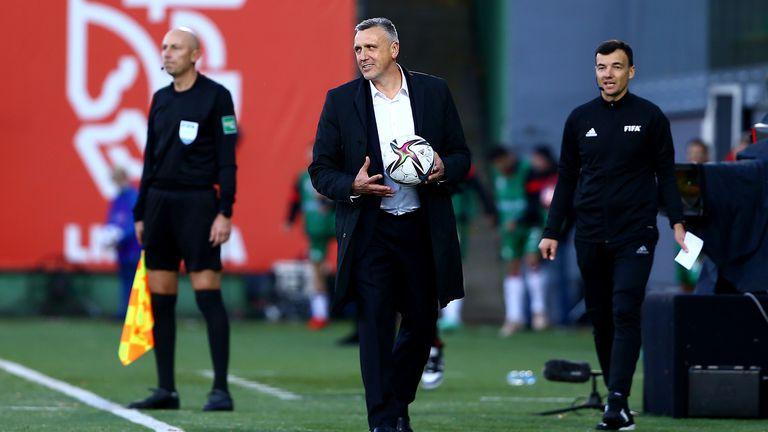 Иванаускас: Играхме дисциплинирано, винаги съм доволен, когато победим
