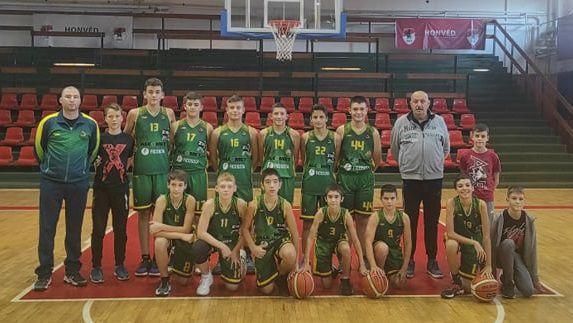 Шумен с първа победа в Европейската младежка лига