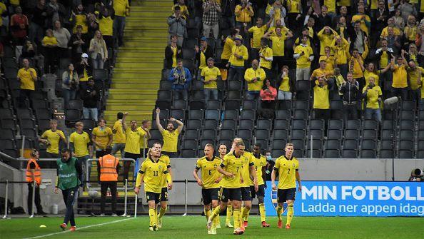 Швеция - Косово 3:0