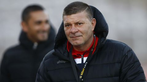 Треньор прекрати договора си с ЦСКА - София заради неплатени заплати
