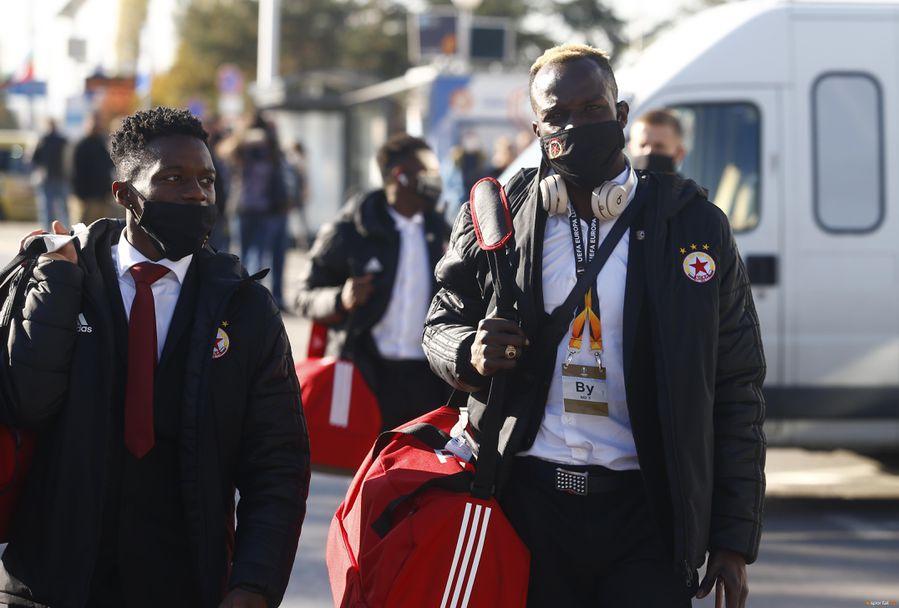 ЦСКА се прибра от Швейцария