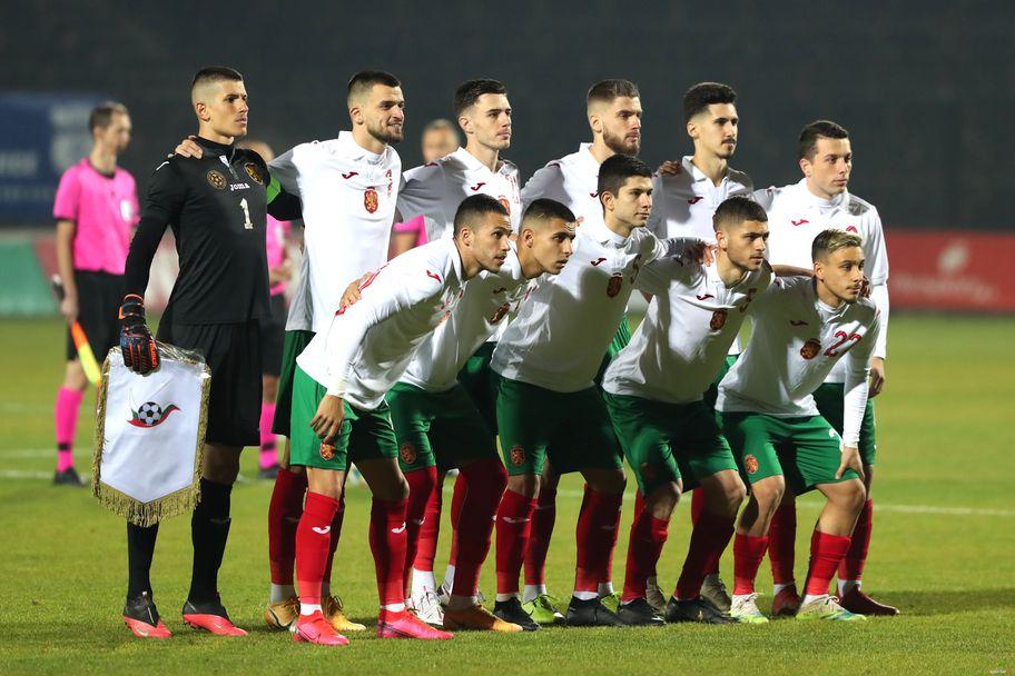 България U21 - Естония U21