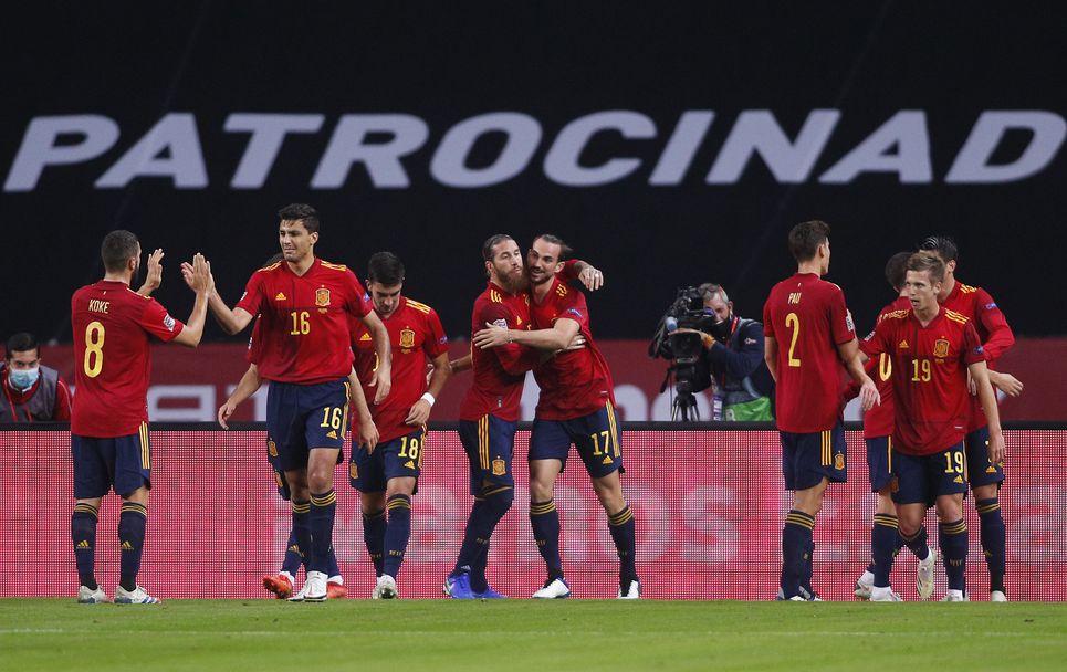 Испания - Германия 6:0