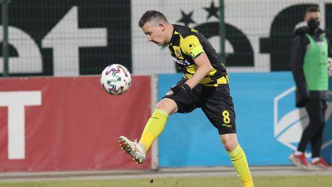 Тодор Неделев вече няма търпение да се завърне