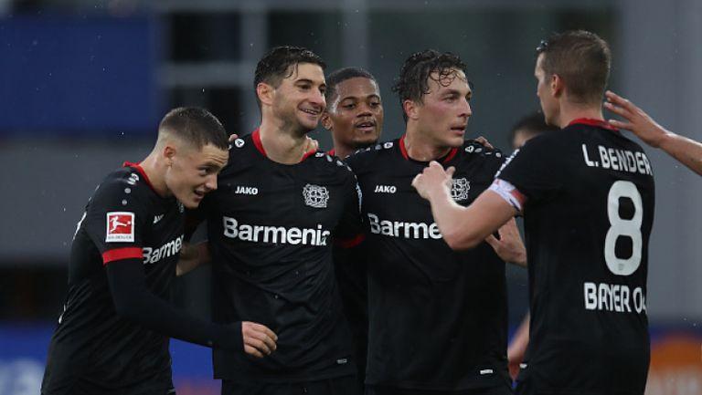Трета поредна победа на Леверкузен в Бундеслигата