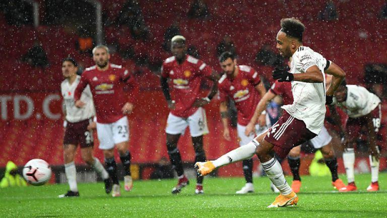 Манчестър Юнайтед -  Арсенал 0:1