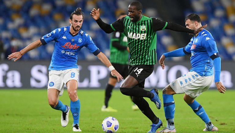 Сасуоло шокира Наполи и се озова на второто място в Серия А
