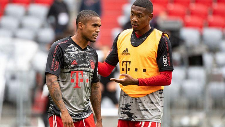 Без яснота за бъдещето: Алаба тренира с Байерн Мюнхен