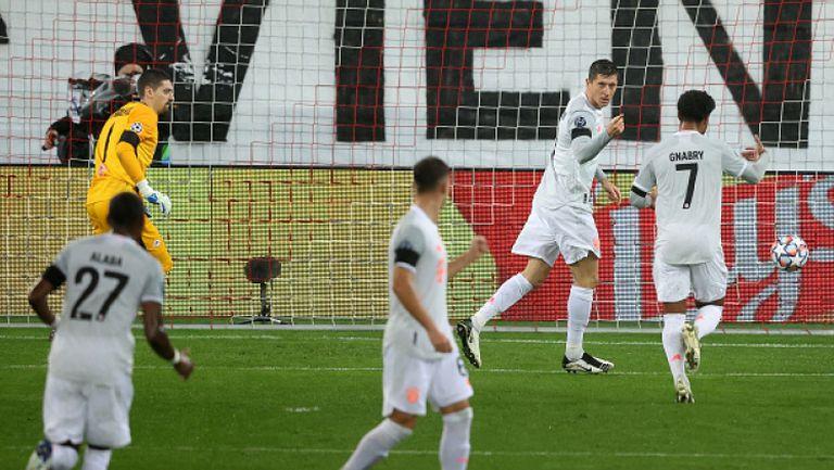 "РБ Залцбург - Байерн (Мюнхен) 2:6, ""баварците"" вкараха 4 в последните 15 минути"