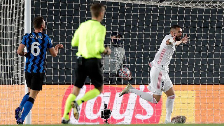 Реал Мадрид надви Интер с 3:2 в истински спектакъл