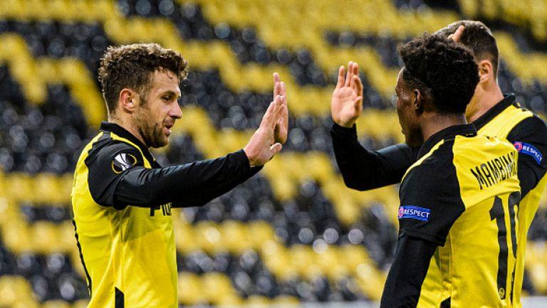 Сюлеймани отбеляза втори гол за Йънг Бойс още преди 20-ата минута