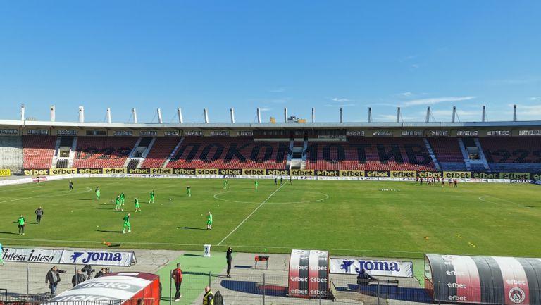 Локо София и Хебър излизат за три точки в дербито на Втора лига