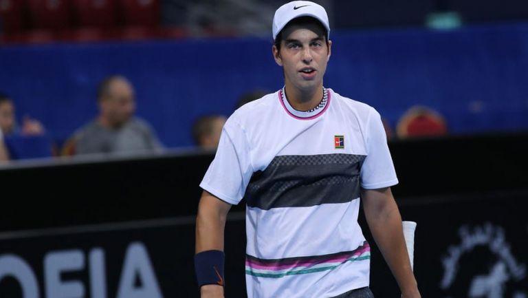 Адриан Андреев: Sofia Open е огромна възможност за мен. Ще бъде доста трудно с Милман