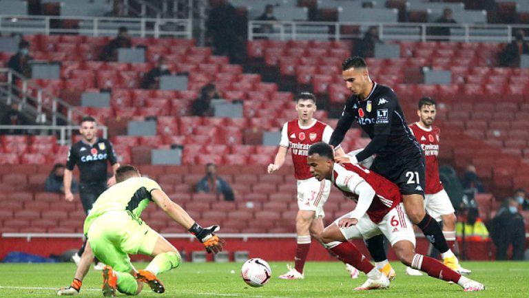 Арсенал - Астън Вила 0:3